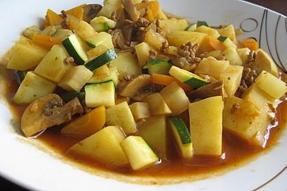Sellerie-Kartoffel Eintopf 5