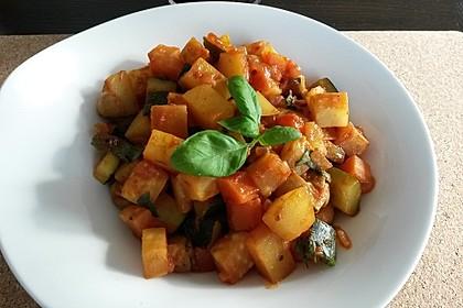 Sellerie-Kartoffel Eintopf 3