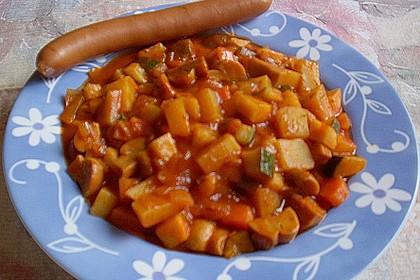 Sellerie-Kartoffel Eintopf 8