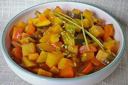 Sellerie - Kartoffel Eintopf