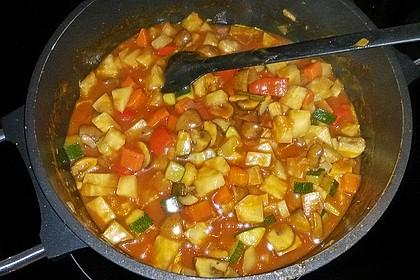 Sellerie - Kartoffel Eintopf 5