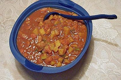 Sellerie - Kartoffel Eintopf 7