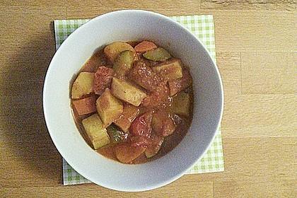 Sellerie - Kartoffel Eintopf 1