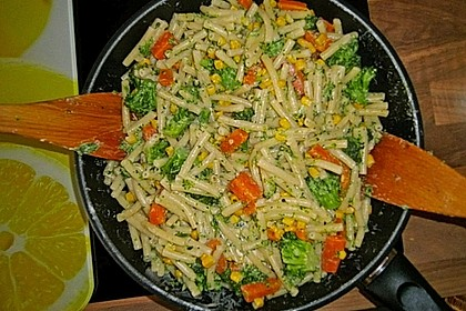 Brokkoli - Nudeln 10