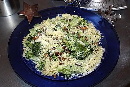 Brokkoli - Nudeln 5