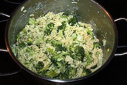 Brokkoli - Nudeln 6
