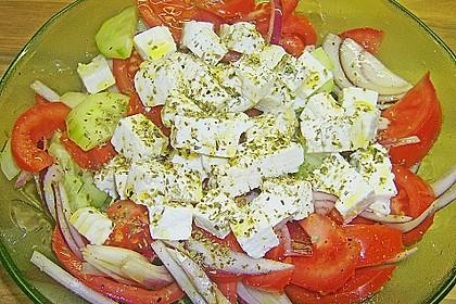 Griechischer Hirtensalat 10