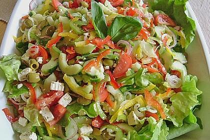Griechischer Hirtensalat 3