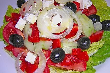 Griechischer Hirtensalat 14