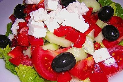 Griechischer Hirtensalat 17
