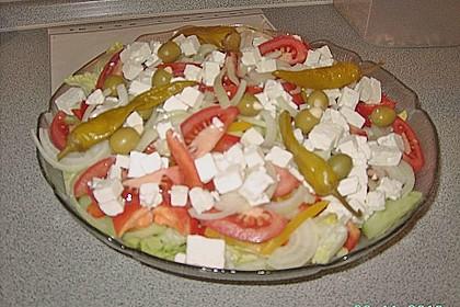 Griechischer Hirtensalat 15