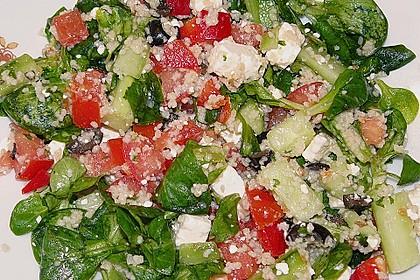 Griechischer Hirtensalat 16
