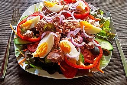 Griechischer Hirtensalat 7