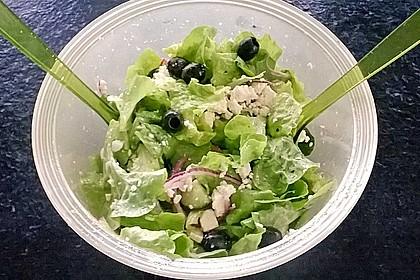 Griechischer Hirtensalat 13