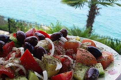 Griechischer Hirtensalat 1