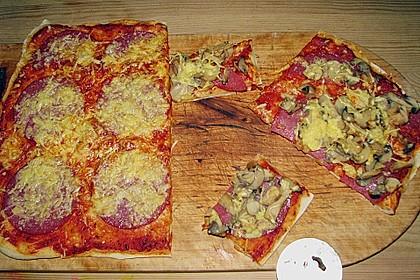 Bester Pizzateig 13