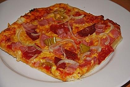 Bester Pizzateig 4