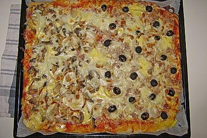 Bester Pizzateig 16