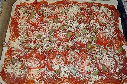 Bester Pizzateig 7