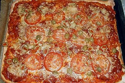 Bester Pizzateig 11