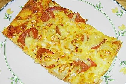 Bester Pizzateig 28