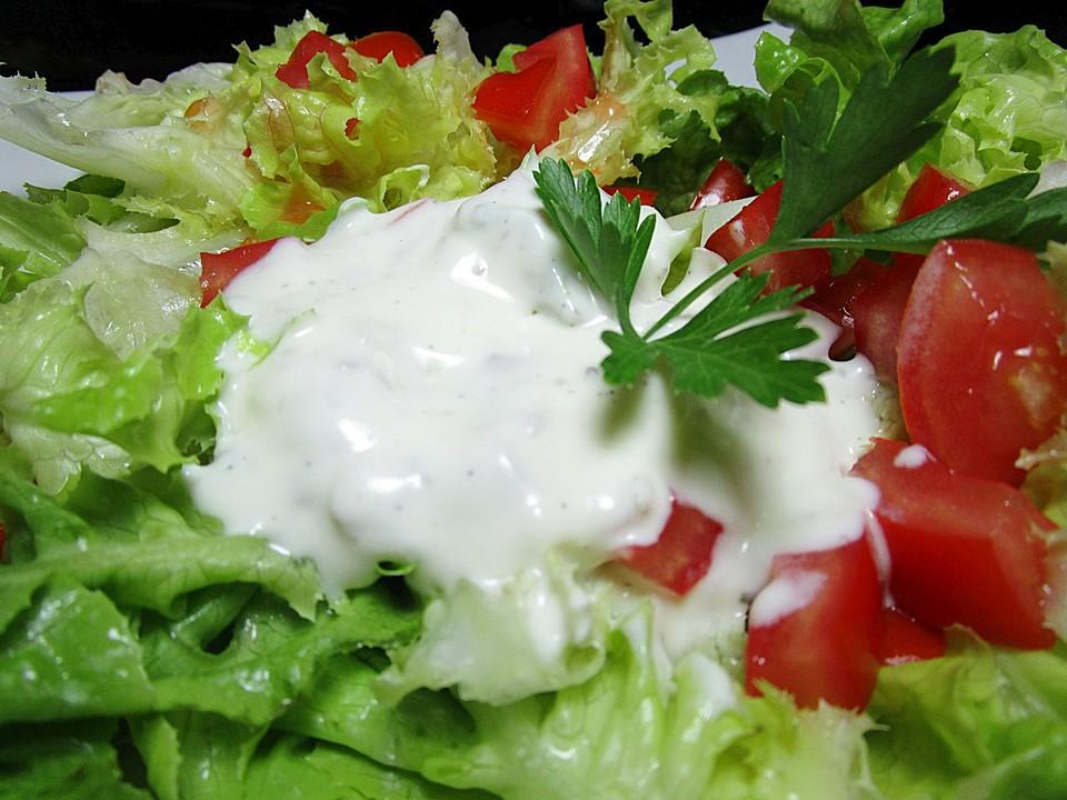 salatso en mit schmand oder joghurt rezepte suchen. Black Bedroom Furniture Sets. Home Design Ideas