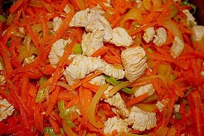 Thailändische Suppe 6
