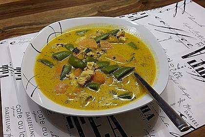 Thailändische Suppe 3