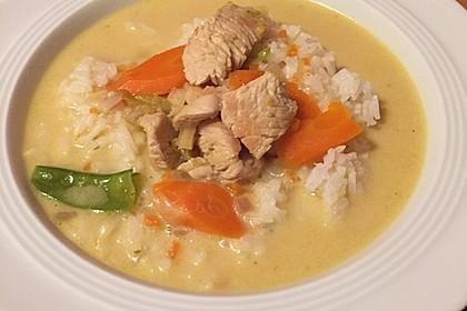 Thailändische Suppe 2