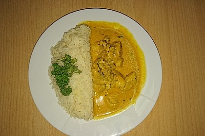 Indisches Chicken Korma 17