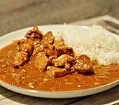 Indisches Chicken Korma (Bild)