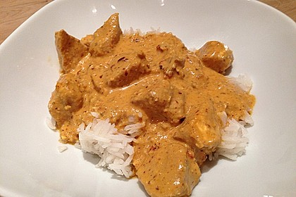 Indisches Chicken Korma 15