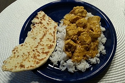 Indisches Chicken Korma 11