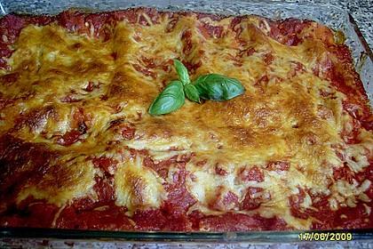 Cannelloni mit Frischkäsefüllung 1