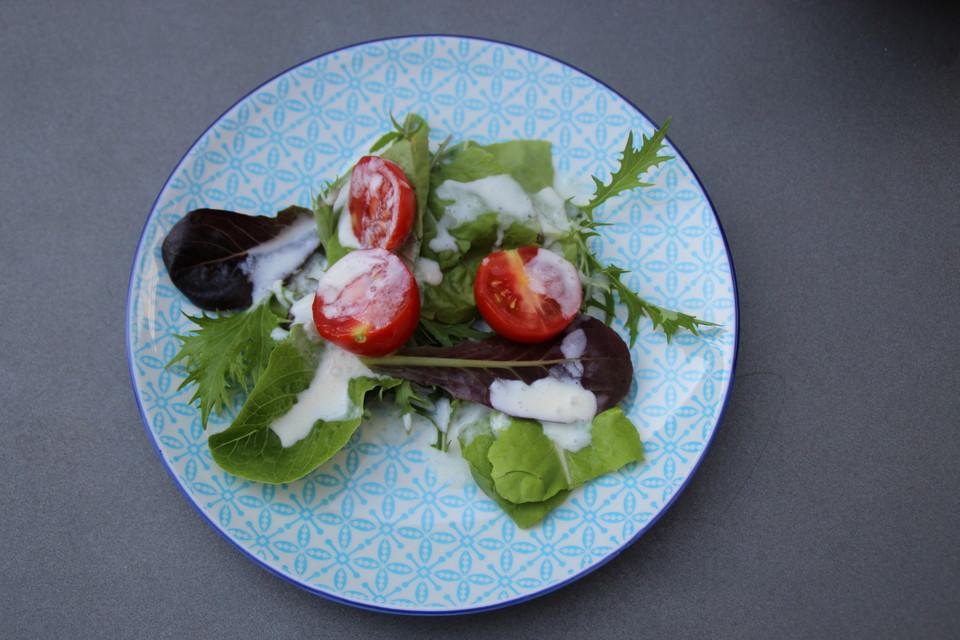 Salatdressing rezepte rahm