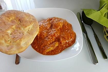 Indisches Naan Brot 72