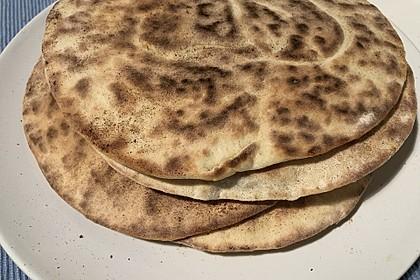Indisches Naan Brot 34