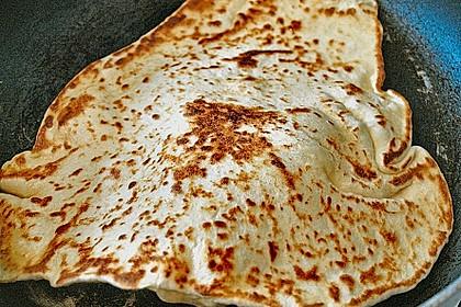Indisches Naan Brot 5