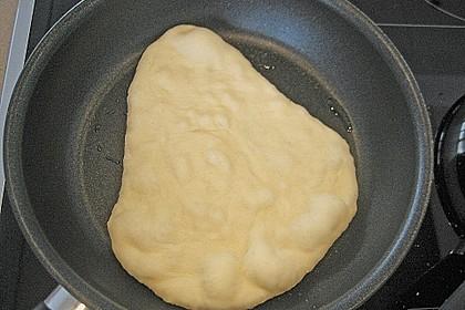 Indisches Naan Brot 61