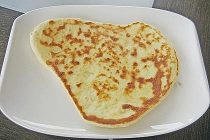 Indisches Naan Brot 53