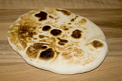 Indisches Naan Brot 64