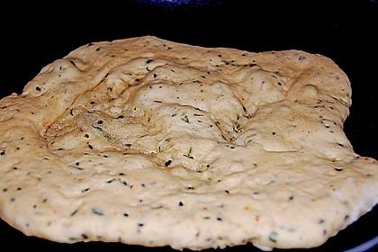 Indisches Naan Brot 33