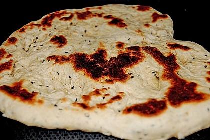 Indisches Naan Brot 92