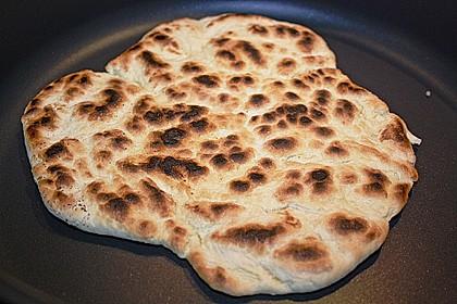 Indisches Naan Brot 67