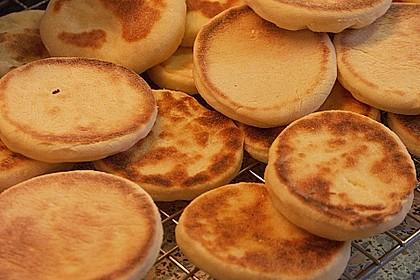 Indisches Naan Brot 68