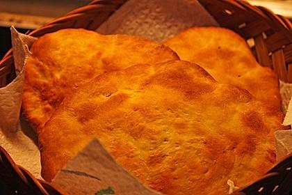 Indisches Naan Brot 114
