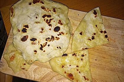 Indisches Naan Brot 62
