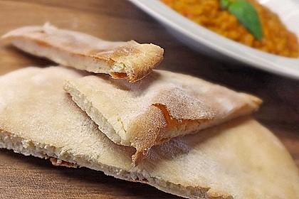 Indisches Naan Brot 13