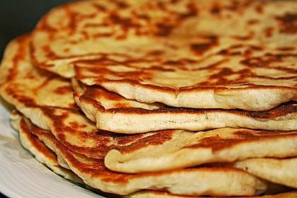 Indisches Naan Brot 2