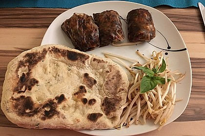 Indisches Naan Brot 43